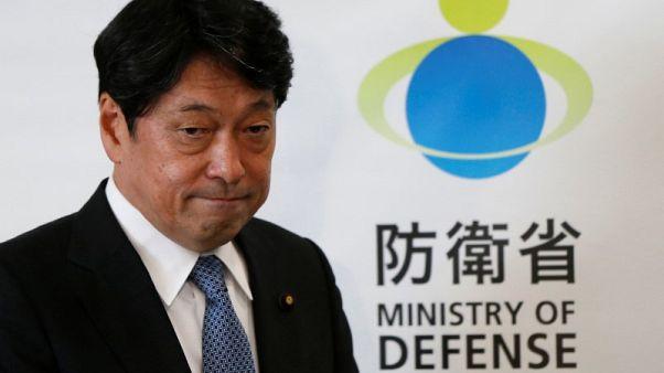 وزير دفاع اليابان يرحب باستئناف التدريبات المشتركة بين واشنطن وسول