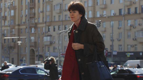 سفيرة: روسيا تطرد اثنين من الدبلوماسيين الهولنديين