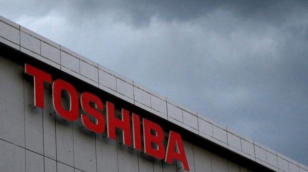 توشيبا اليابانية لن تتمكن من استكمال بيع وحدة رقائق قبل الموعد النهائي في مارس