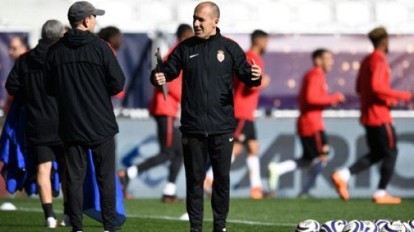 """Finale Coupe de la Ligue: pour Jardim, """"le plus important, c'est la concentration"""""""