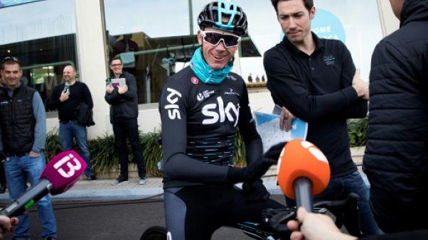 Cyclisme: le cas Froome dans les mains du tribunal antidopage de l'UCI
