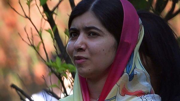 """Malala dit qu'elle rentrera au Pakistan """"une fois ses études terminées"""""""