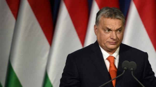 Hongrie: Orban dit avoir une liste de 2.000 ennemis payés pour le renverser