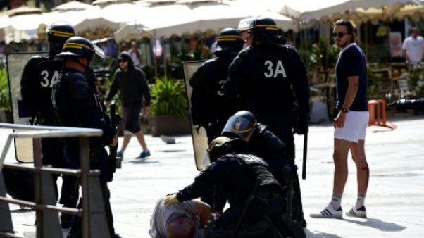 Euro-2016: un 2e hooligan russe écroué en France pour la violente agression d'un Anglais