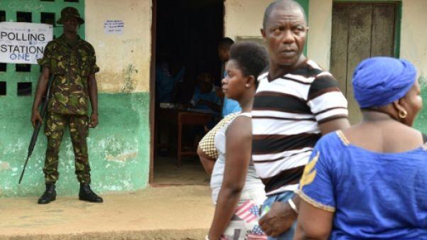 Sierra Leone: changement ou continuité? Les électeurs ont tranché