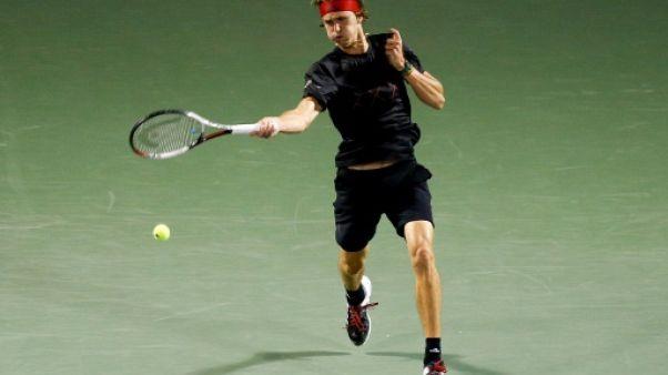 Tennis: Zverev et Isner ont passé le turbo à Miami