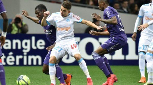 """Ligue 1: """"faire le taf"""" à Marseille pour oublier la baffe"""
