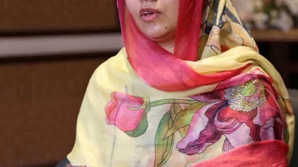 ملاله يوسفزي تزور مسقط رأسها في باكستان لأول مرة منذ إطلاق النار عليها