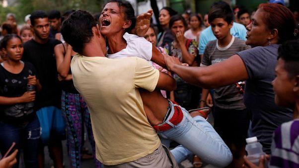 الحكومة الفنزويلية تخرج عن صمتها بشأن أعمال شغب بسجن أودت بحياة 68 شخصا