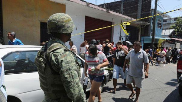 قتيلان في إطلاق نار بمنتجع أكابولكو المكسيكي