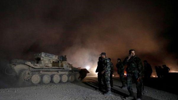 الجيش السوري يقول إنه استعاد معظم الغوطة الشرقية