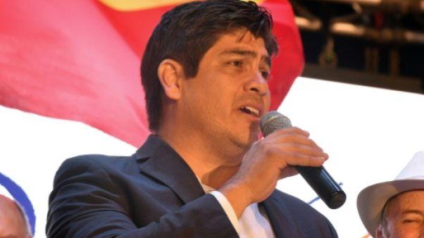 Costa Rica: le candidat de centre gauche Carlos Alvarado vainqueur de la présidentielle