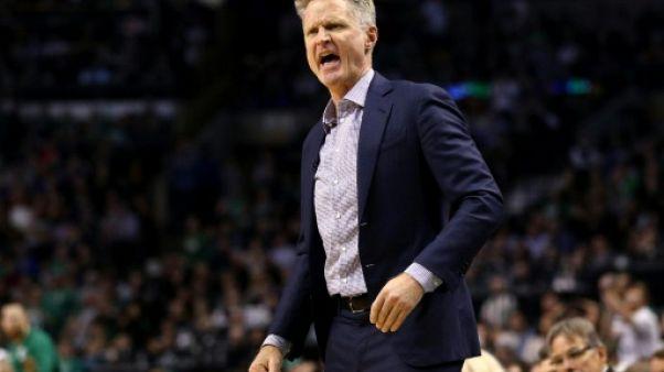 NBA: Golden State gagne à nouveau, mais s'inquiète pour McCaw