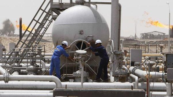 صادرات نفط العراق من موانئ الجنوب 3.453 مليون ب/ي في مارس