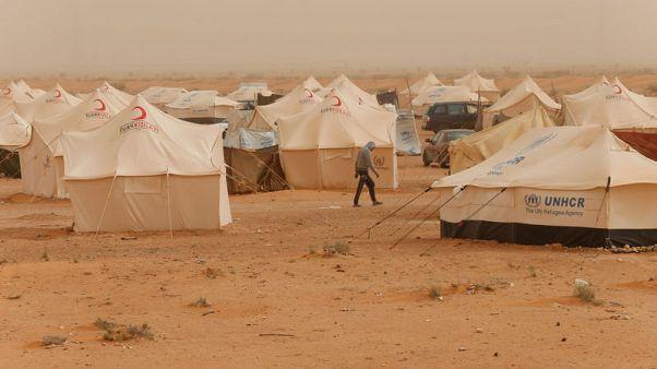 مهجرو تاورغاء العالقون في الصحراء الليبية يصرون على العودة