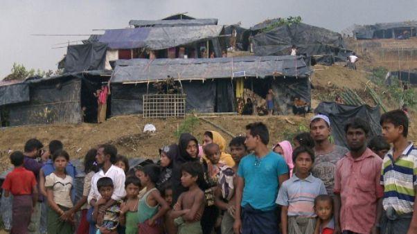 Le Bangladesh commence à déplacer les Rohingyas avant la mousson