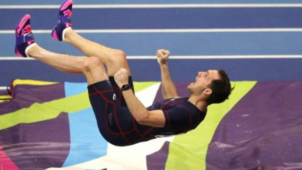 Perche: Lavillenie lance sa saison en plein air avec 5,92 m