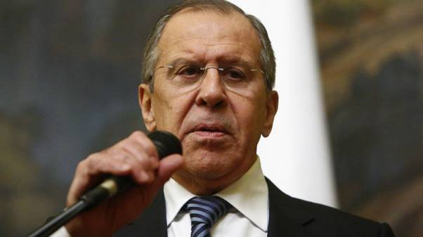 التحركات الدبلوماسية التي واجهتها روسيا والتي قامت بها بعد هجوم غاز الأعصاب