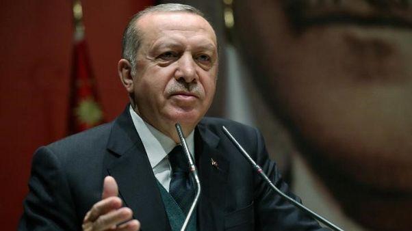 "إردوغان يصف نتنياهو ""بالإرهابي"" بعد سقوط قتلى غزة"