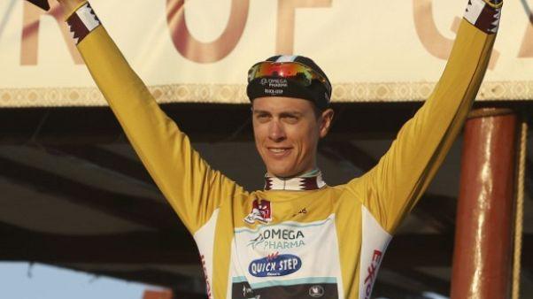 تيربسترا يضيف لقب سباق فلاندرز للدراجات إلى باريس-روبيه 2014