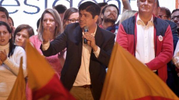 Carlos Alvarado, le prochain président-rockeur du Costa Rica