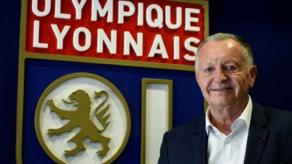 Ligue 1: Aulas déçu par l'attitude d'une minorité de supporters lyonnais