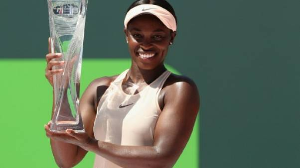 Classement WTA: Sloane Stephens dans le Top 10
