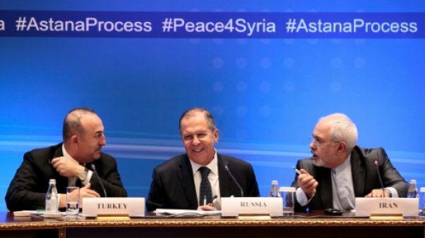 Moscou, Téhéran et Ankara: l'alliance d'intérêts des maîtres du jeu en Syrie
