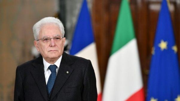 Italie: compte à rebours avant, peut-être, un gouvernement