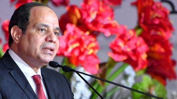 السيسي رئيسا لمصر لفترة ثانية بنسبة 97% في انتخابات بلا معارضة حقيقية