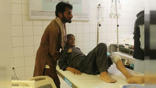 Frappe sanglante de l'aviation afghane contre une école coranique