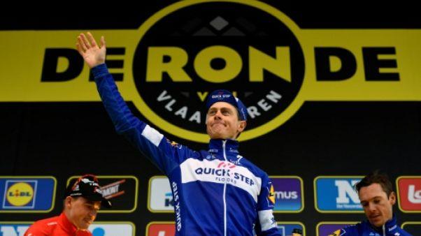 Cyclisme: Trek garde l'espoir danois Mads Pedersen jusqu'en 2020