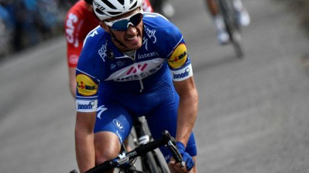 Tour du Pays basque: belle revanche pour Alaphilippe