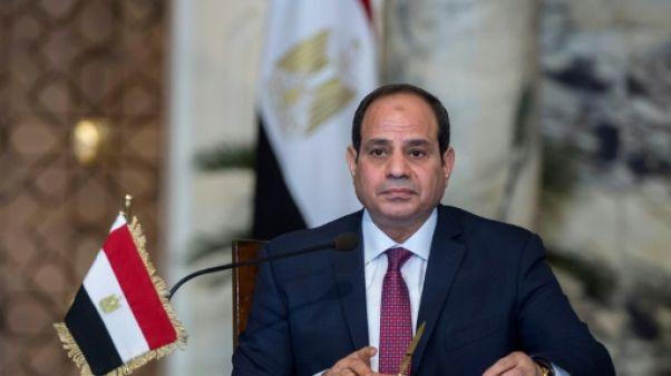 Egypte: Sissi réélu avec 97% des voix dans un scrutin sans vraie compétition