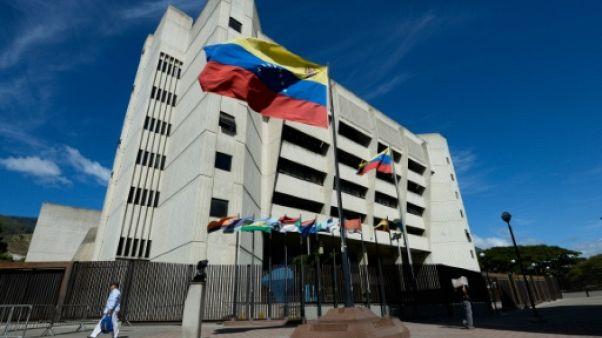 Le Venezuela proteste après les sanctions imposées par la Suisse