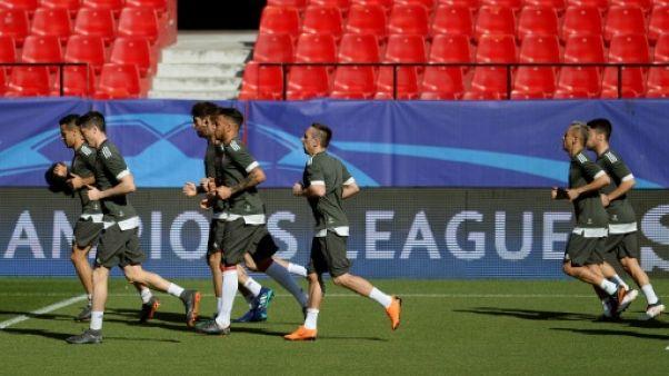 Ligue des champions: le Bayern à Séville avec l'artillerie lourde