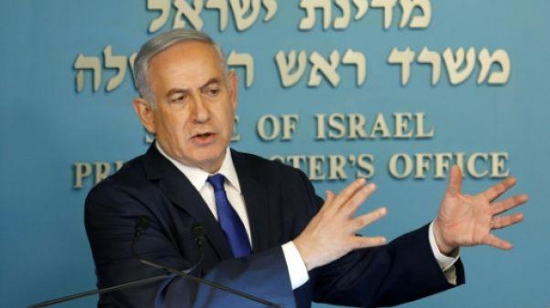 Israël: Netanyahu sous les feux des critiques après sa volte-face sur les migrants