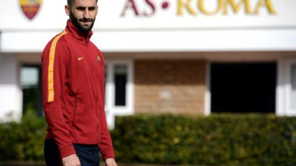 Ligue des Champions: avant le Barça, Gonalons présente les forces et faiblesses de la Roma