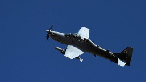 L'aviation afghane, des ailes neuves tout juste reconstituées