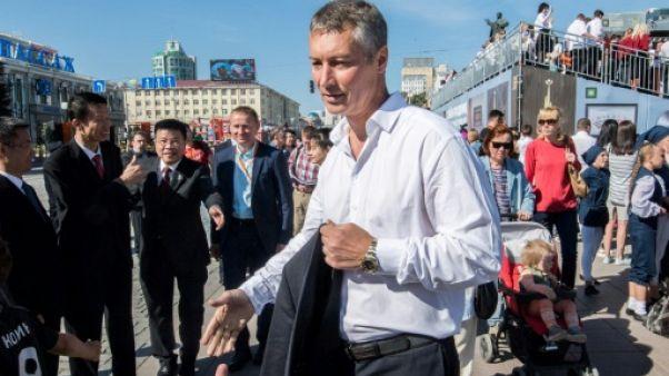 Un maire russe critique du Kremlin menacé d'éviction