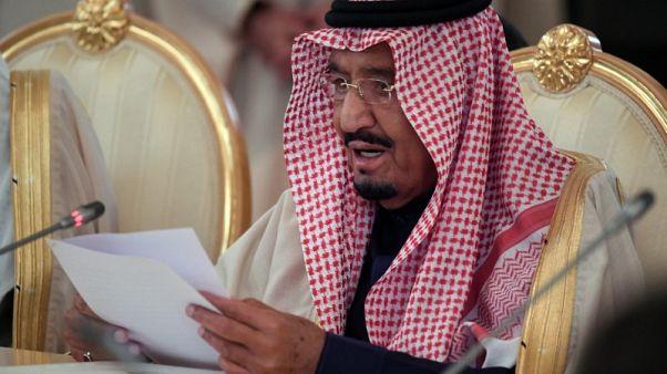 العاهل السعودي يؤكد دعمه للفلسطينيين بعد تصريحات ولي العهد