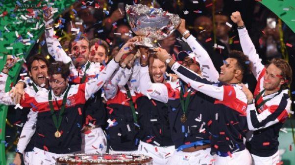 La Coupe Davis, une passion française