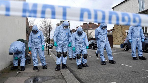 """""""بلاء العنف"""" يجتاح شوارع لندن وجرائم القتل تتجاوز الأعداد في نيويورك"""