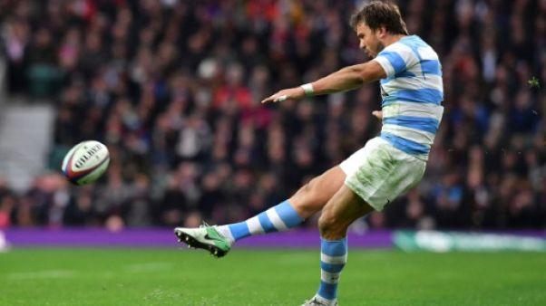 Rugby: l'Argentin Juan Martin Hernandez, ancienne star du Stade Français, raccroche