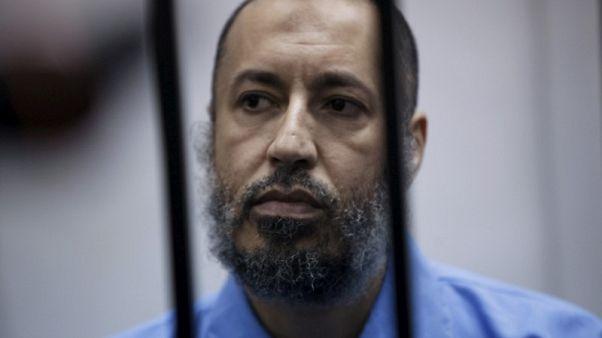 محكمة ليبية تبرئ الساعدي القذافي من قتل لاعب كرة قدم