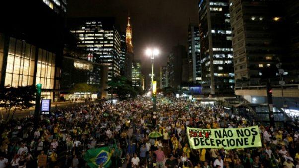 Forte mobilisation anti-Lula au Brésil à la veille d'un jugement crucial
