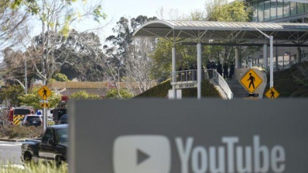 YouTube: une fusillade au siège fait trois blessés, la tireuse s'est suicidée