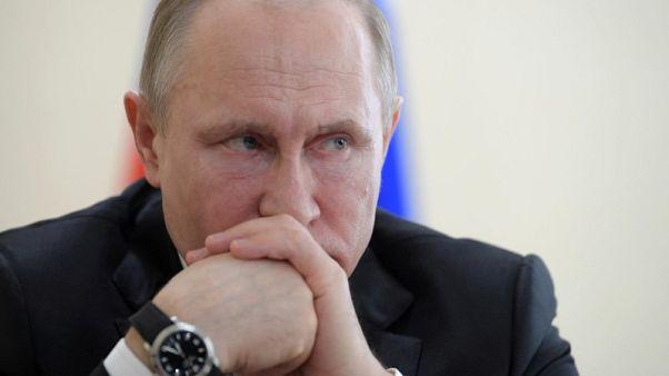 إنترفاكس: الرئيس الروسي يعلن تدمير الدولة الإسلامية في سوريا