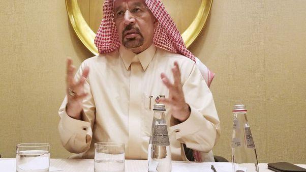 الفالح: الهجوم على ناقلة سعودية لن يؤثر على إمدادات الخام
