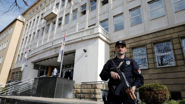 محكمة صربية تسجن 7 بتهم تجنيد وتمويل متشددين في سوريا